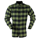 Classic Checked Shirt Green/Black
