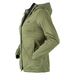 ASCENT Softshell Ladies FIELD OLIVE