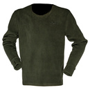 Essential long sleeve - olive S