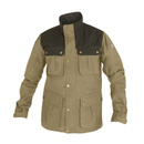 Pointer Jacke - taupe / forrest green