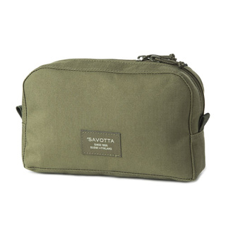 Horizontale Tasche M, olive